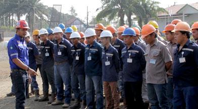 Jhonlin Group, SHE, Kalimantan Selatan, Batulicin, h isam