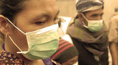 Jhonlin Group, Kalimantan Selatan, Batulici, Penyakit Akibat Kerja, h isam