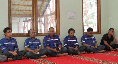 Jhonlin Group, PT. Jhonlin Baratama, Jhonlin Beribadah, MUI, Kalimantan Selatan, Batulicin, h isam