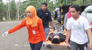 Jhonlin Group, PMI Kabupaten Tanah Bumbu, Kalimantan Selatan, Batulicin, h isam