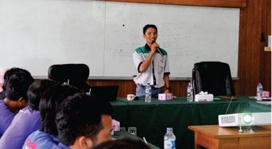 Jhonlin Group, Enviro, Pengelolaan lingkungan,SHE, Kalimantan Selatan, Batulicin, h isam
