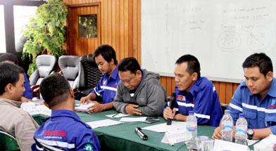 Jhonlin Group, Training ISO, PT. Jhonlin Baratama, Kalimantan Selatan, Batulicin, h isam