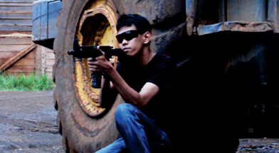Jhonlin Group, Kalimantan Selatan, Tanah Bumbu, Batulicin, Hobbies, Air softgun, h isam