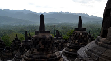 Jhonlin Group, Jalan-jalan Bro, Yogyakarta, Candi Borobudur, Kalimantan Selatan, Tanah Bumbu, Batulicin, h isam