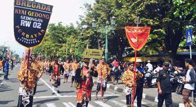 Jhonlin Group, Jalan-jalan Bro, Yogyakarta, Festival Bregada, Kalimantan Selatan, Tanah Bumbu, Batulicin, h isam