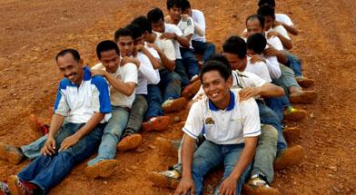 Jhonlin Group, PT. Jhonlin Baratama, Disar, ERT, Kalimantan Selatan, Tanah Bumbu, Batulicin, h isam