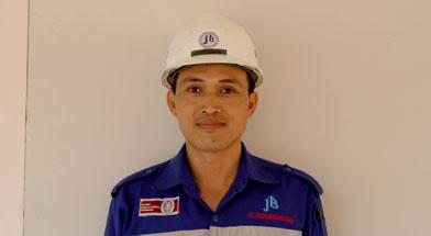 Jhonlin Group, PT. Jhonlin Baratama, Kalimantan Selatan, Tanah Bumbu, Batulicin, h isam