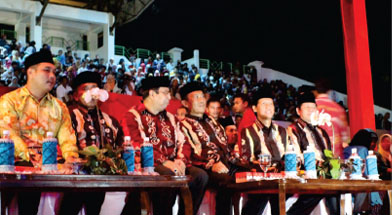 Jhonlin Group, MTQ Nasional Kintap, Kalimantan Selatan, Tanah Bumbu, Batulicin, Info Lowongan Kerja, h isam
