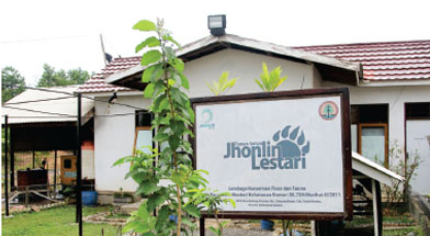 Jhonlin Group, Jhonlin Lestari, Kalimantan Seltan, Tanah Bumbu, Batulicin, RKT Dan RTL, h isam