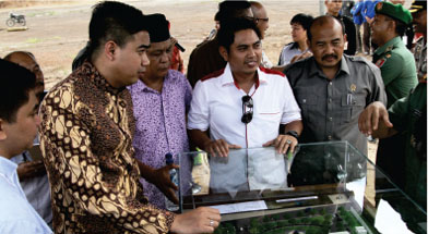 Jhonlin Group, Kalimantan Selatan, Tanah Bumbu, Batulicin, Marina permata Hospital, h isam, Rumah sakit Berstandar Internasional