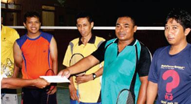 JhonlinMagz, PB Jhonlin, Jhonlin Badminton Club, Kalimantan Selatan, Tanah Bumbu, Batulicin, h isam