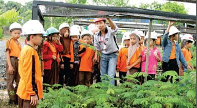 Jhonlin Group, PT. Jhonlin Baratama, Hari Lingkungan, Lingkar Tambang, Kalimantan Selatan Tanah Bumbu, Batulicin, h isam