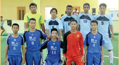 Jhonlin Group, Jhonlin Futsal, Tanah Bumbu, Kalimantan Selatan, Batulicin, h isam