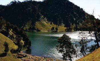 Jhonlin Group, Jalan-jalan Bro, Ranu kumbolo, Gunung Mahameru, Kalimatan Selatan, Tanah Bumbu, Batulicin, h isam