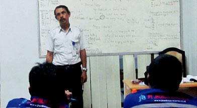 Jhonlin Group, PT. Jhonlin Baratama, Platihan Bahasa Inggris, Kalimantan Selatan, Tanah Bumbu, Batulicin, h isam