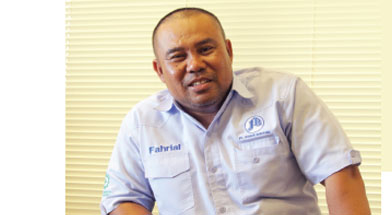 Jhonlin Group, PT. Jhonlin Baratama, Fahrial, Kalimantan Selatan, Tanah Bumbu, Batulicin, h isam