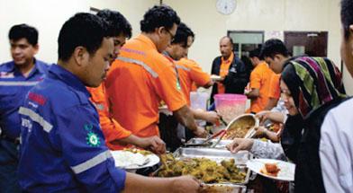 Jhonlin group, Ramadhan, Buka Puasa bersama, Kalimantan Selatan, Tanah Bumbu, Batulicin, h isam