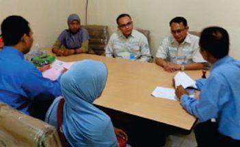 Jhonlin Group , PT. Jhonlin Marine Lines, BPJS, Kalimantan Selatan, Tanah Bumbu, Batulicin, h isam