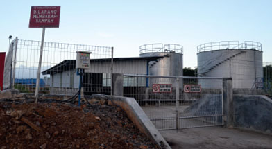 Jhonlin Group, PT. Jhonlin Baratama, Fuel Storage, Kalimantan Selatan, Tanah Bumbu, Batulicin, h isam