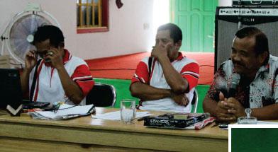 Jhonlin Group, Lomba Tennis Meja, HUT RI Ke-69, Kalimantan Selatan, Tanah Bumbu, Batulicin, h isam
