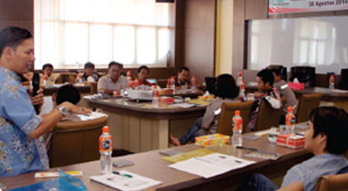 Jhonlin Group, Pelatihan Inspeksi, Kalimantan Selatan, Tanah Bumbu, Batulicin, h isam