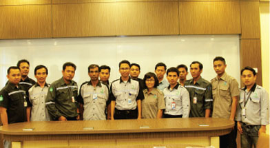 Jhonlin Group, Pelatihan Penyakit Akibat Kerja, SHE Jhonlin Group, Kalimantan Selatan, Tanah Bumbu, Batulicin, h isam