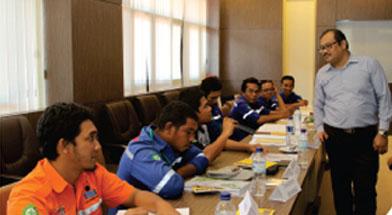Jhonlin Group, Training POP, Kalimantan Selatan, Tanah Bumbu, Batulicin, h isam, PT. Jhonlin Baratama