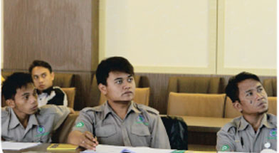 Jhonlin Group, SHE Jhonlin Group, Kalimantan Selatan, Tanah Bumbu, Batulicin, h isam, Sispal, Limbah B3