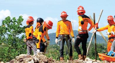 Jhonlin Group, SHE, Kalimantan Selatan, Tanah Bumbu, Batulicin, ERT, h isam