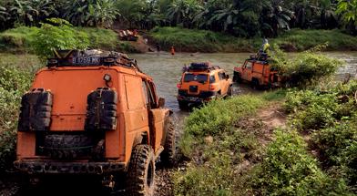 IOX MEX, Offroad, Meratus Expedition. Batulicin, Tanah Bumbu. Kalimantan Selatan, Indonesia UTV Club, Jhonlin Racing Team, Jhonlin Group