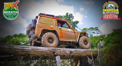 Jhonlin Group, MEX-IOX, Meratus Expedition, Batulicin, Tanah Bumbu, Kalimantan Selatan, Indonesia UTV Club