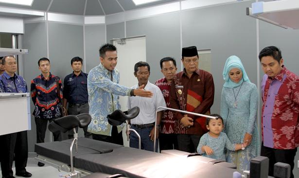 Jhonlin Group, News, RS Marina Permata, Batulicin, Tanah Bumbu, Kalimantan Selatan