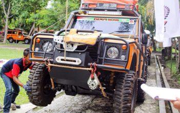 jhonlin Group, GIXA Medan 2016, Team Naga Kalsel, Adventure