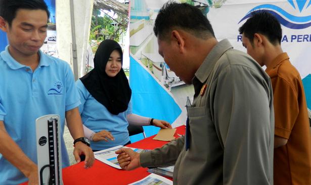 RS Marina Permata, Hari IBI