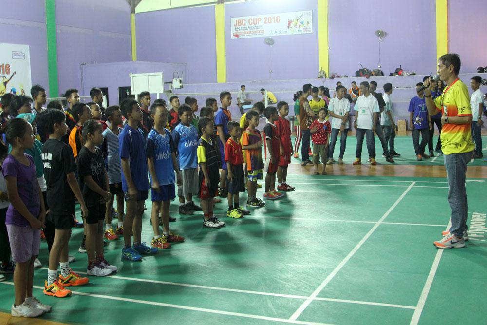 Jhonlin Group, JBC, PBSI Tanah Bumbu, Batulicin, Tanah Bumbu, Kalimantan Selatan
