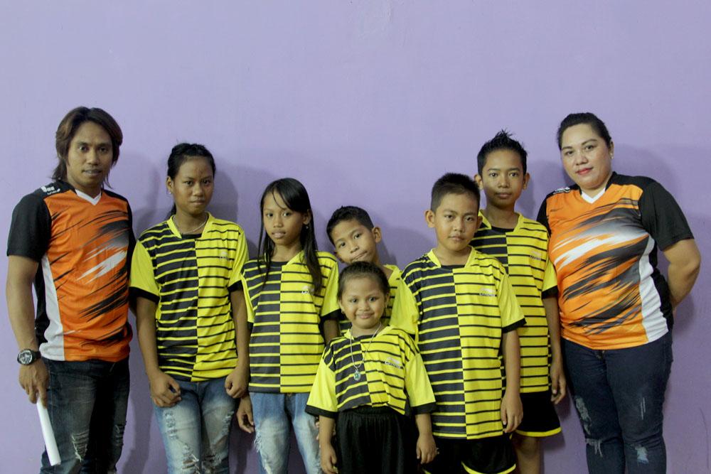 Jhonlin Group, Kalimantan Selatan, PBSI Tanah Bumbu, JBC