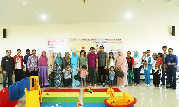Jhonlin Group, RS Marina Permata, Tumbuh Kembang Anak