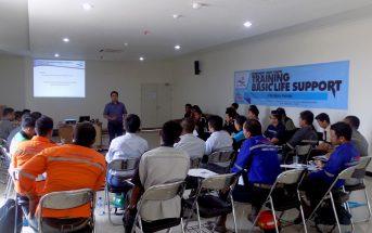 Jhonlin Group, RS Marina Permata, Training Basic Life Support, Batulicin, Tanah Bumbu, Kalimantan Selatan