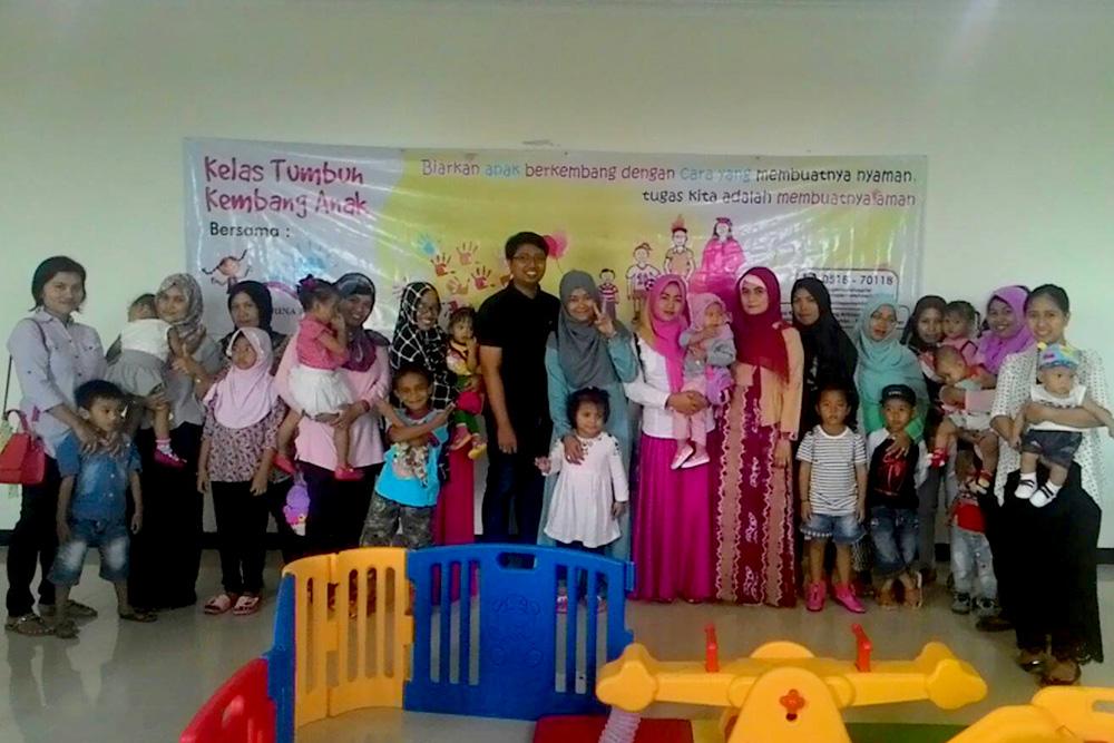 Jhonlin Group, RS Marina Permata , Tumbuh Kembang Anak, Batulicin