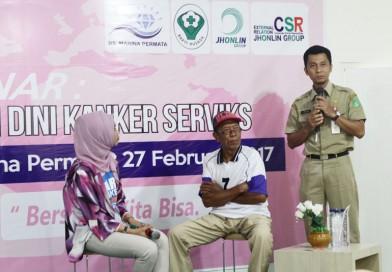 Seminar Deteksi Dini Kanker Serviks Memperingati Hari Kanker Se-Dunia