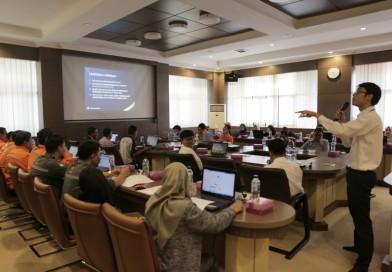Sosialisasi Pengisian E-SPT Masa PPh Pasal 21/26 Oleh KPP Pratama Batulicin
