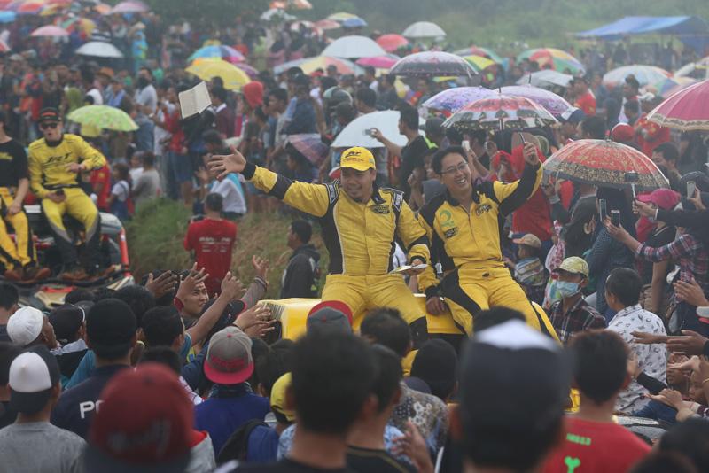 Jhonlinmagz, IXOR, Banjarbaru, Jhonlin Group, Batulicin, Offroad
