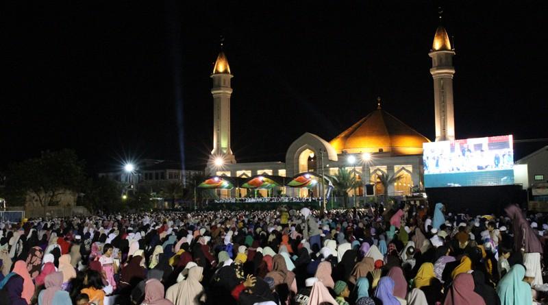 Jhonlin Group, JhonlinMagz, Isra Miraj, Masjid Al-Falah Batulicin, Tanah Bumbu, Kalimantan Selatan