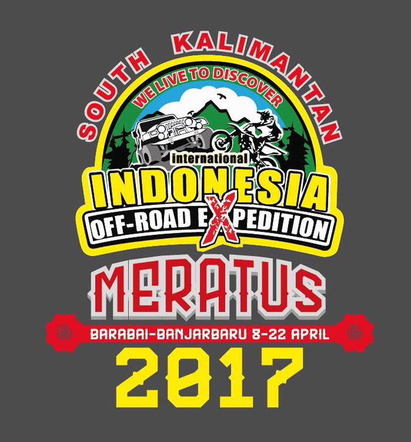 JhonlinMagz, MEX 2017, Offroad, Batulicin, Tanah Bumbu, Kalimantan Selatan
