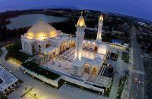 Jhonlin Group, JhonlinMagz, IIsra Miraj, Batulicin, Tanah Bumbu, Kalimantan Selatan, Masjid Al-Falah