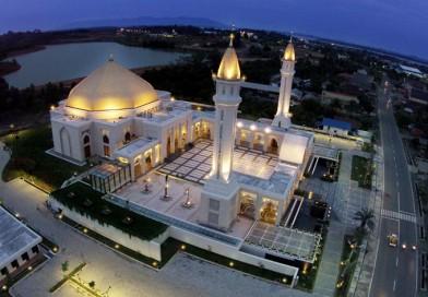 ISRA' MIRAJ' NABI BESAR MUHAMMAD SAW 1438 H di MASJID AL-FALAH