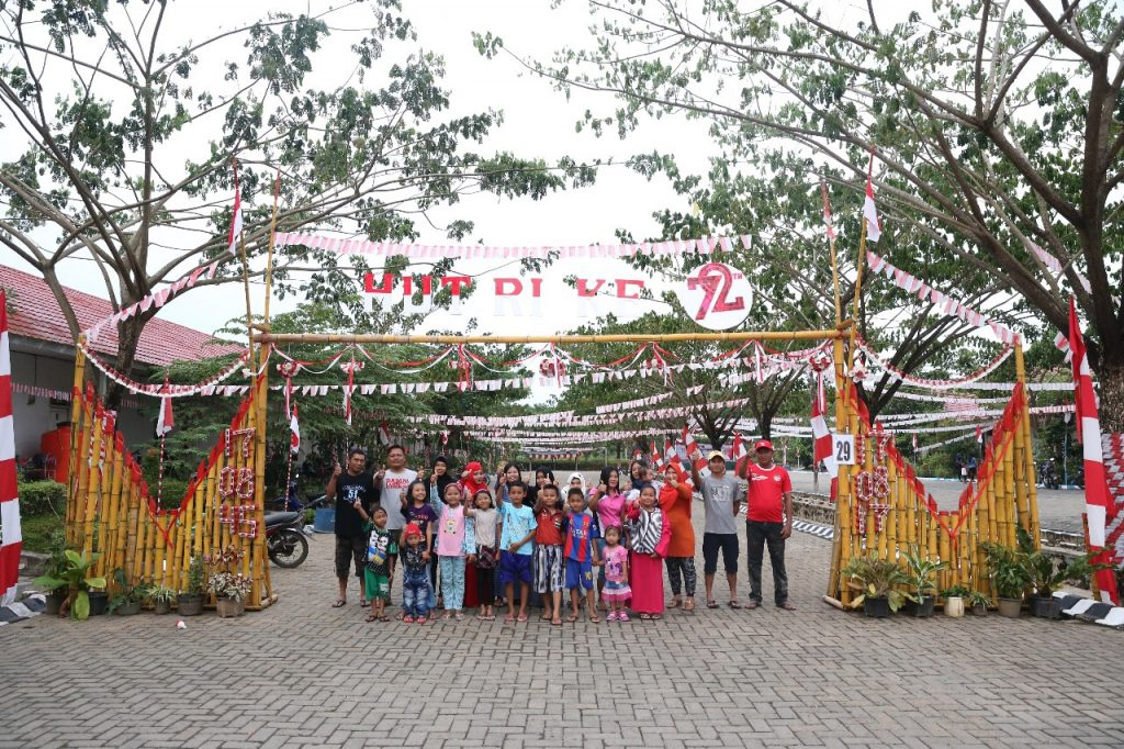 JhonlinMagz, Jhonlin Group, Lomba Gapura, Batulicin, Tanah Bumbu, Kalimantan Selatan, h isam