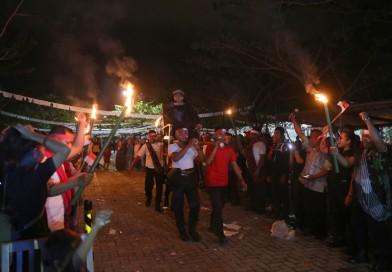 [Photo] Serbaserbi Perayaan Kemerdekaan RI ke-72 di Jhonlin Group