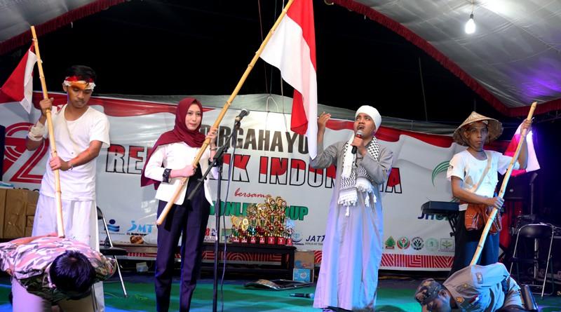 JhonlinMagz, Jhonlin Group, HUT RI, h isam, Batulicin, Tanah Bumbu, Kalimantan Selatan
