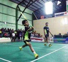Keseruan dan Para Jawara Pertandingan Badminton JBC Cup 3 Se-Tanah Bumbu